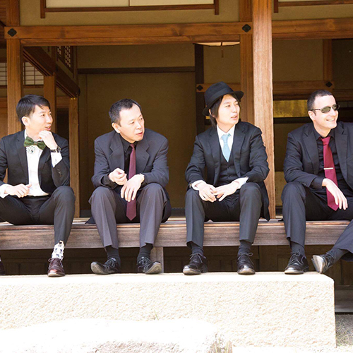 Gypsy Jazz Live 全2公演①《北床宗太郎Gypsy Jazz Unit》